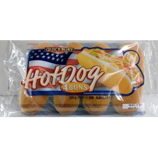 Hot dog bröd 4p 250g 8 st