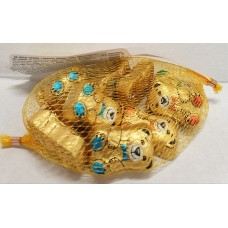 Gold bears milk chocolate with milk cream filling 100g 22 st