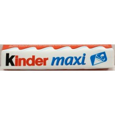 Kinder Maxi 1-pack 21g 36 st