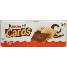Kinder Cards 2-p x5 20 st