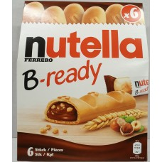 Nutella B-ready 6-pack 16 st