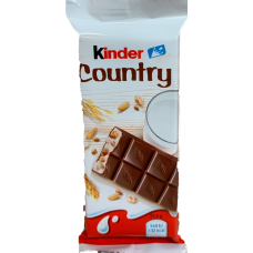 Kinder Country 23,5g 40 st