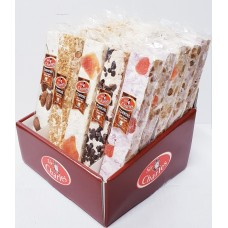 Soft nougat bars 25x100g 25 st
