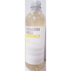 Vitamin well Defence 500ml 12 st