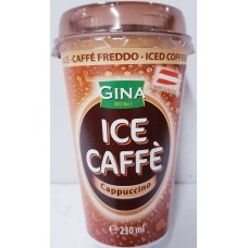 Iced coffee - Cappuccino 230ml 10st