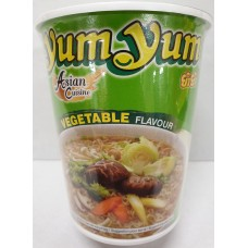 Instant Cup Noodle Vegetable 70g 12 st
