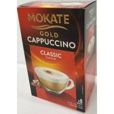 Cappuccino Gold Classic - Instant powder 100g 12 st