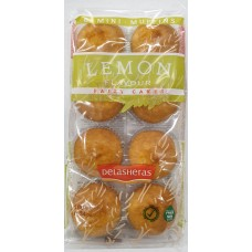 Mini muffins Lemon 8 pcs. 180g 15 st