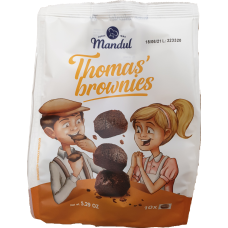 Flyinge Thomas Brownies 10-p 150g 10 st