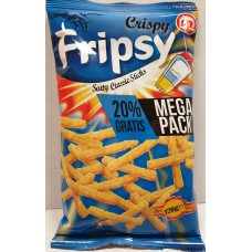 Crisby Fripsy Salt 120g 12 st