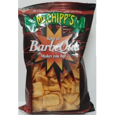 Mr.chips barbecue 110g 16 st