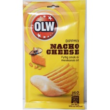 OLW Dippmix Nacho Cheese 24g 16 st
