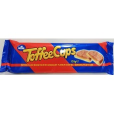 Toffee cups 120g